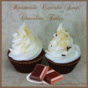 choc fudge cupcake