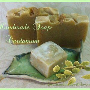 cardamom-soap
