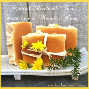 dandelion-honey-soap