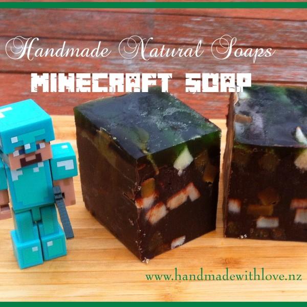 minecraft soap
