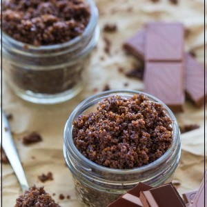Chocolate Sugar body Scrub