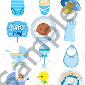 Baby Shower boy DRAFT