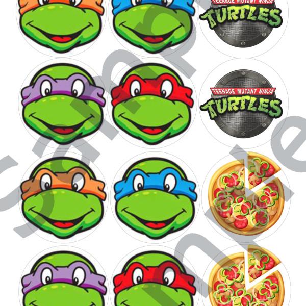 Ninja Turtles draft