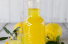Homemade-Limoncello