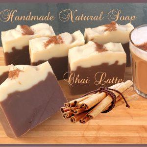 chai-latte-soap
