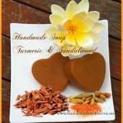 turmeric sandalwood